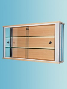Wall Mounted Glass Display Cabinets Designex