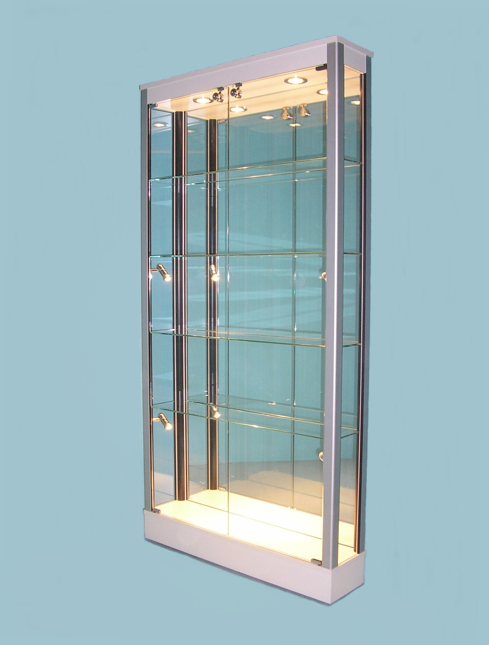 Glass Display Cabinets 28 Images 800mm Aluminium Glass Display Cabinet Glass Display