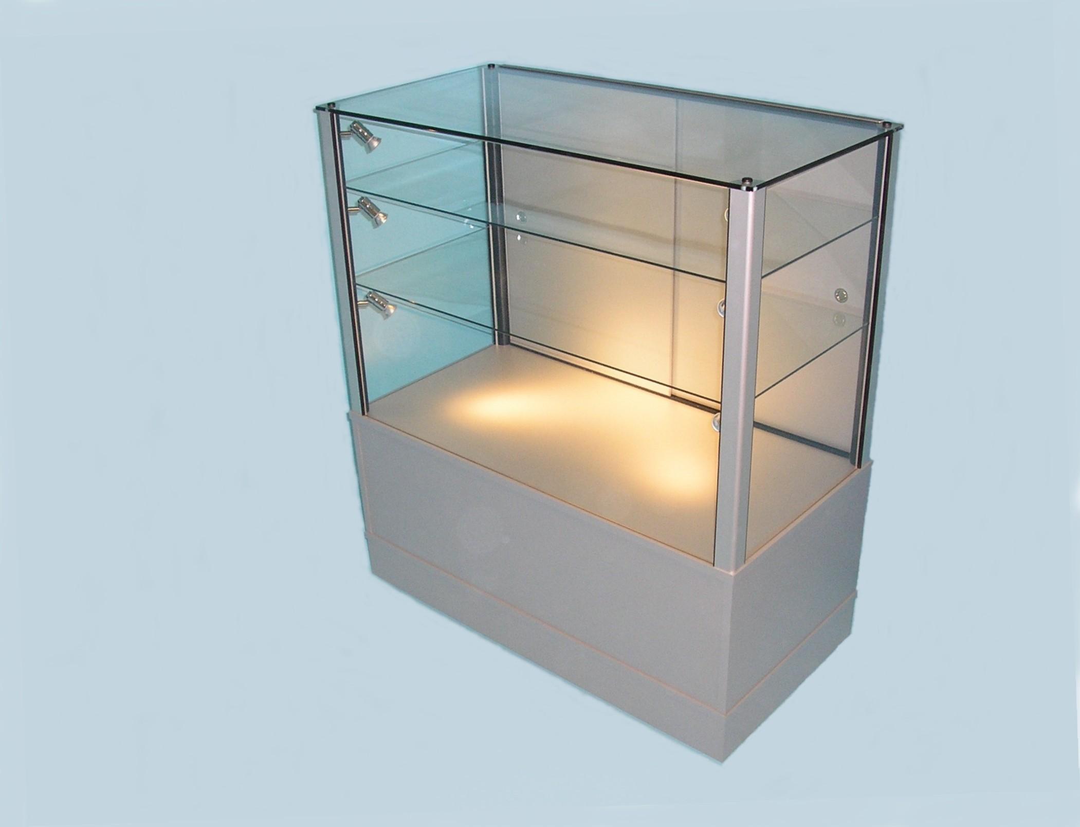 Bespoke Glass Display Cabinets Uk