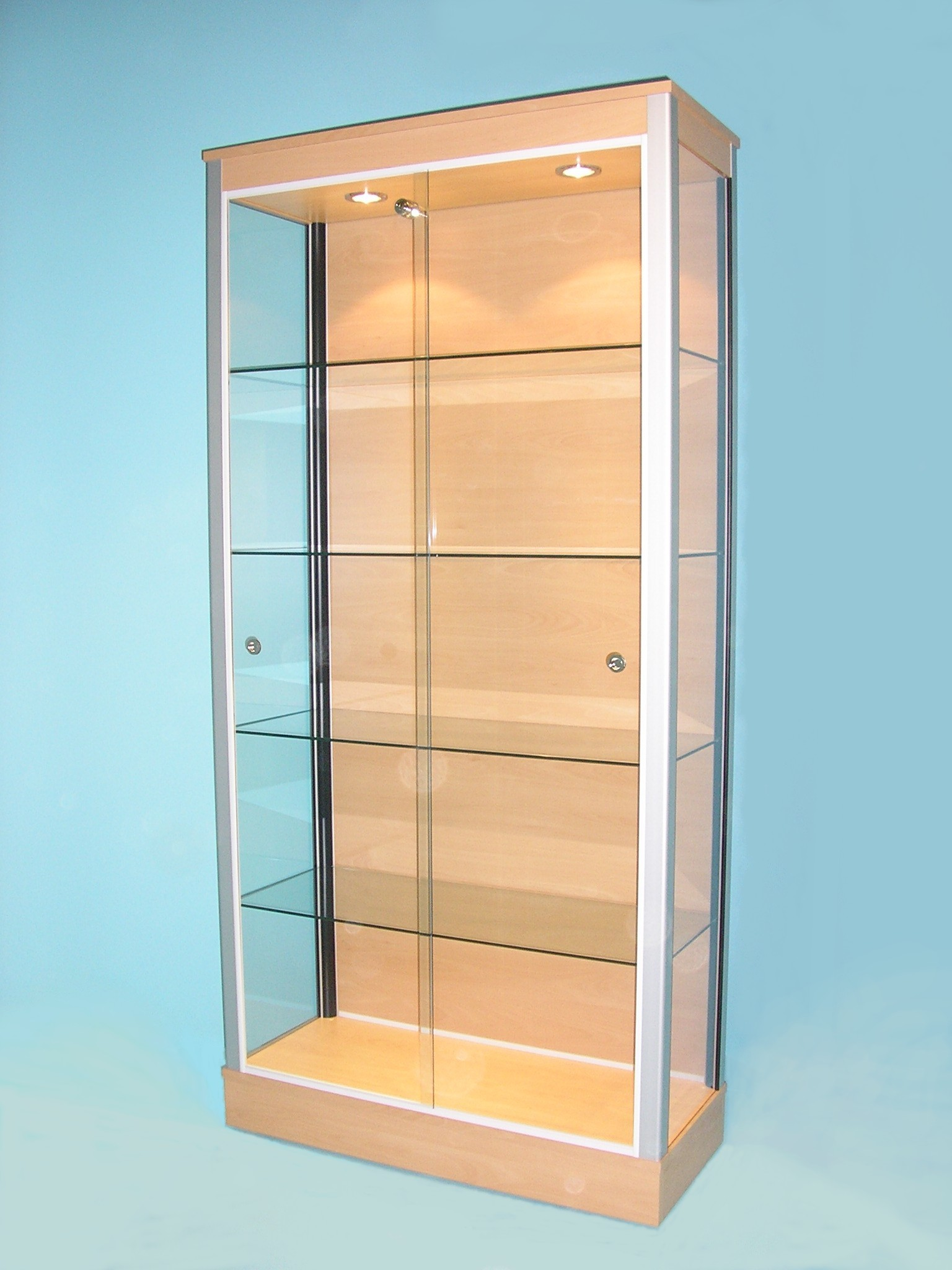 Large Glass Display Cabinets Designex Cabinets