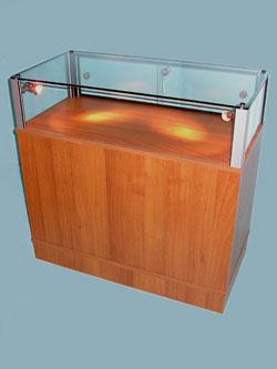Storage Glass Display Cabinets · Designex Cabinets